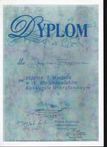 V Ogólnopolski Konkurs Wibrafonowy
